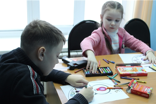 В Детской библиотеке прошло открытие Года науки и технологий в России