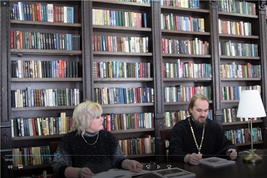 2021 год - год Александра Невского. Беседа с иеромонахом Кириллом - настоятелем Свято-Троицкого собора г. Мариинский Посад