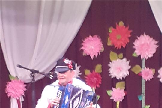 Коллектив «Камал» принял участие в районном фестивале-конкурсе «Когда душа поет»