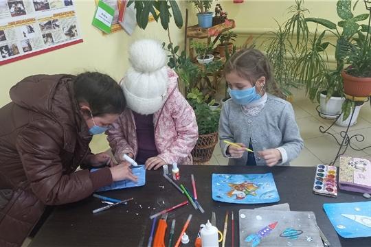 Интеллектуальная игра «Полет к звездам» прошла в Сотниковской сельской библиотеке