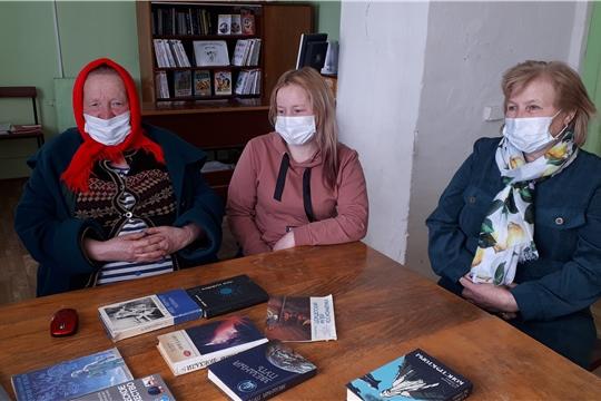 Час увлекательного путешествия «Дом на Орбите» в Акшикской сельской библиотеке