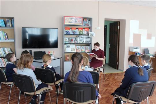 Детская библиотека присоединилась к XII Международной Акции «Читаем детям о войне»