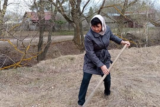 Культработники Бичуринского сельского поселения присоединились к Международной акции «Сад памяти»