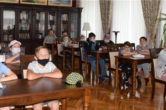 Маршруты летнего чтения прокладываются в библиотеках Мариинско-Посадского района
