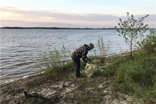 Приволжская городская библиотека присоединилась к Всероссийской акции «Вода России»