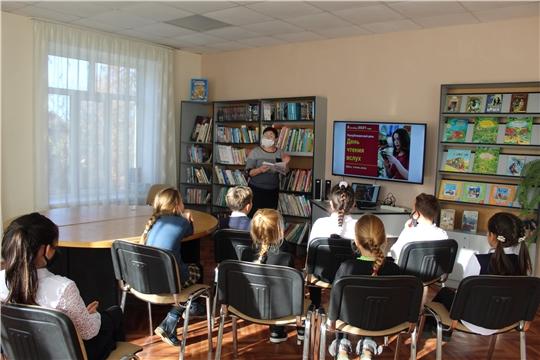 В Детской библиотеке прошел День чтения вслух