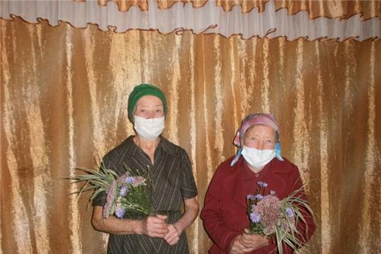 Карабашская сельская библиотека присоединилась к месячнику «Честь и хвала старшему поколению»