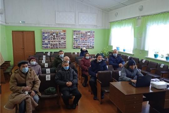 23 февраля 2021 года в Малокамаевском сельском клубе состоялось праздничное мероприятие, посвящённое Дню защитника Отечества!