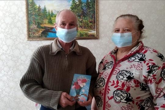 23 февраля культорганизатор Кушниковского СДК организовала благотворительную акцию «Поздравь защитника»