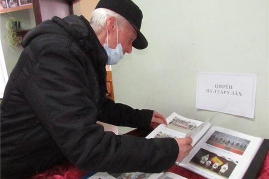 16 марта в Первочурашевском ЦСДК глава поселения Орлов Владимир Альбертович  выступил с итоговым докладом