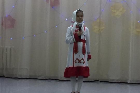 Малокамаевцы – участники детского фестиваля конкурса «Цветы Чувашии».