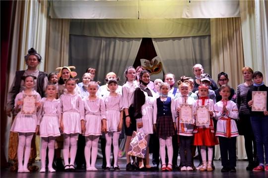 В районном Доме культуры и туризма состоялся II районный конкурс детских драматических коллективов «Пюрнеске»