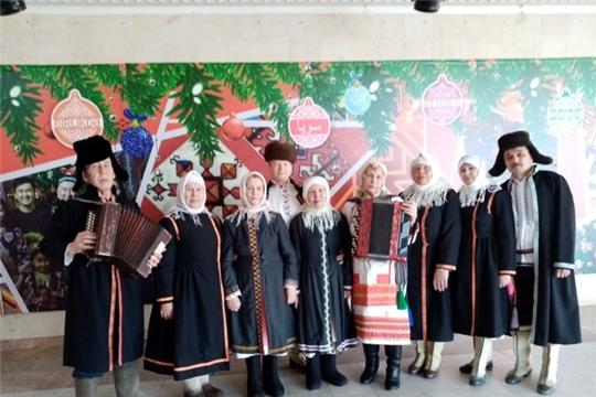 Успехи фольклорного коллектива «Ҫутӑ ҫӑл»