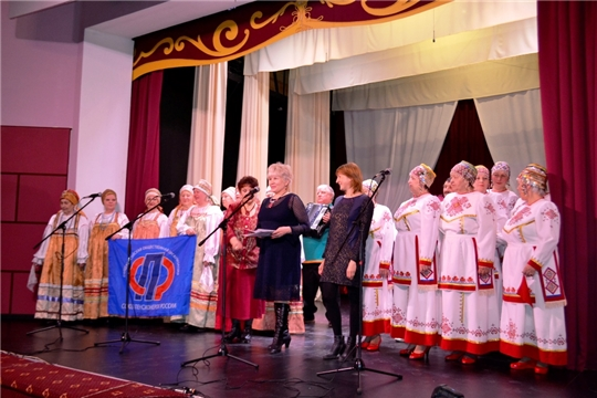 Фестиваль «Когда душа поет» собрал творческих пенсионеров в РДКиТ