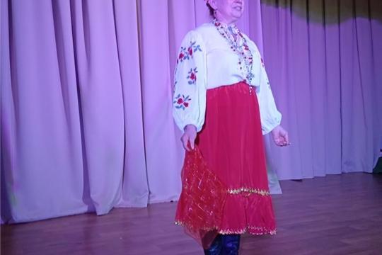 Выездной концерт коллектива «Илем» Малокамаевского сельского клуба