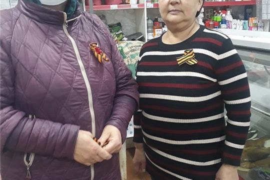 4 мая 2021 года,  Дубовский ЦСДК присоединился к  Всероссийской  акции «Георгиевская ленточка»