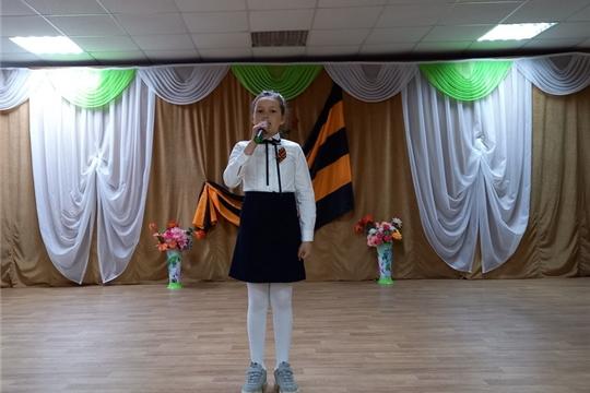 Великому событию был посвящён праздничный концерт «Победная весна!»  в Эльбарусовском ЦСДК