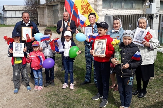 9 мая в д.Дубовка у памятника погибшим воинам состоялся торжественный митинг «Память жива»