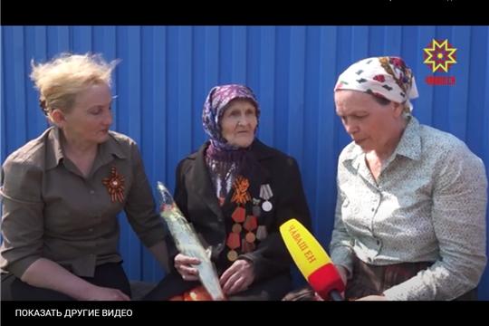 90 çултан иртнĕ вăрçă ачи патне çул тытрĕç Шупашкартан килнĕ корреспондентсем