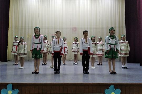 Фольклорный урок «Учимся народным традициям» в рамках Всероссийской  акции                     «День славянской письменности и культуры».