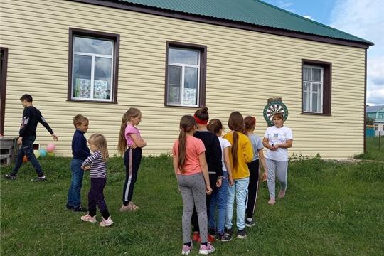 День защиты детей в Эльбарусовском ЦСДК