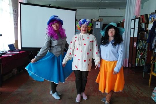 День защиты детей в Кугеевскоем ЦСДК