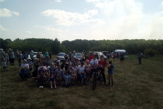 """20 июня на традиционном месте в д.Кугеево состоялся праздник малой родины """"Кушар"""""""