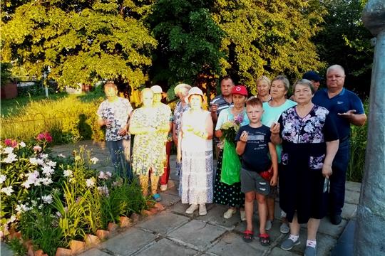 Новинцы присоединились к Всероссийской акции «Свеча памяти»