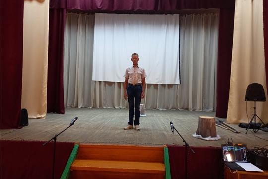 К году памяти строителей Сурского оборонительного рубежа, русский драматический театр подготовил литературно-музыкальную композицию «Такие, как мы»