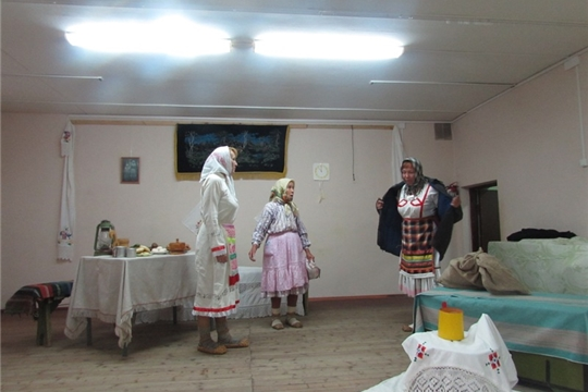V  Республиканский фестиваль-конкурс для лиц пожилого возраста и ветеранов «Çирĕп пирĕн çунатсем!» (Крепки наши крылья!)