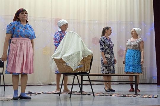 Малокамаевцы участвуют в республиканском фестивале-конкурсе «Крепки наши крылья».