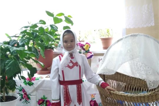 Петрова София – участница Всероссийского конкурса исполнителей русской песни