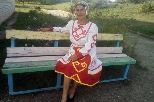 Участницы VIII Межрегионального конкурса исполнителей народной песни «Ай, юрлар-и!» («Пой, душа!») имени Ираиды Вдовиной