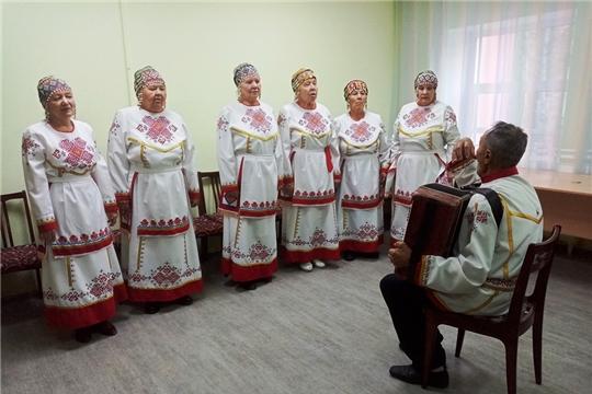 Народный хор чувашской песни начал работу в новом творческом сезоне и приглашает новых участников!