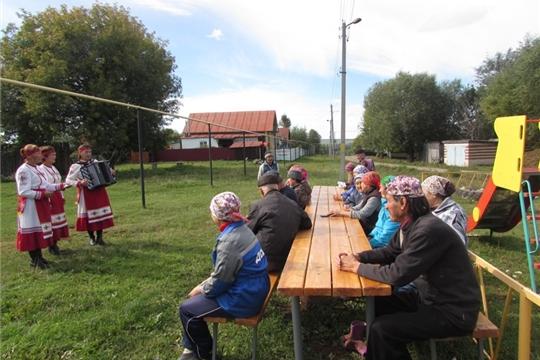 Первочурашевский сельский дом культуры присоединился к Всероссийской акции «Культурная суббота»