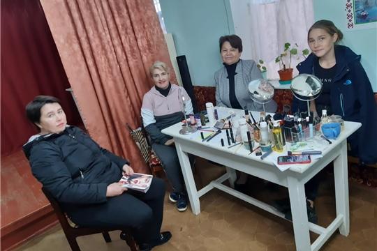 В рамках Всероссийской акции «Культурная суббота» в Карабашском ЦСДК провели день открытых дверей .