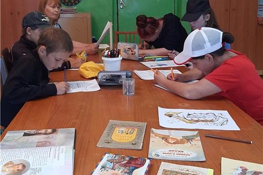 «В гостях у сказки» в Тойгильдинском СДК