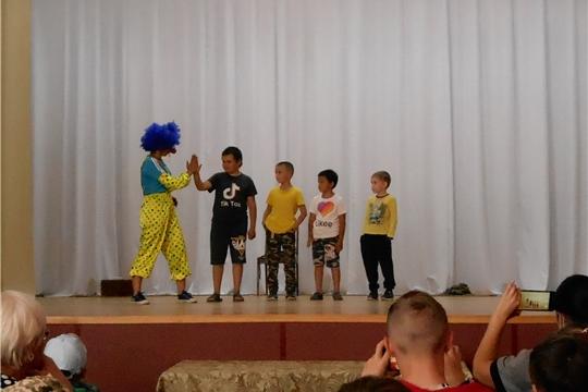 Цирк «Лимпопо» в Тренькинском СДК
