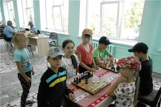 В Тренькинском СДК состоялся шахматный турнир