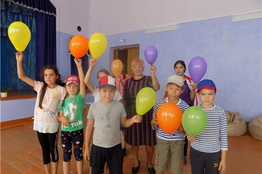 """Работники Адабайского СК провели литературно-игровую программу """"Ты мой друг и я твой друг"""""""