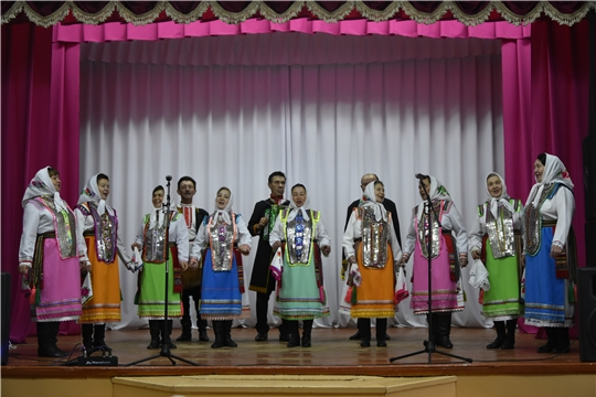В культурно-досуговых учреждениях Моргаушского района прошла акция «Культурная суббота»
