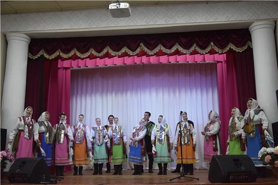 НФА «Муркаш» стал Лауреатом I степенем в VI Межрегиональном фестиваль- конкурсе национальных   свадебных обрядов «Сӱан пайрем»