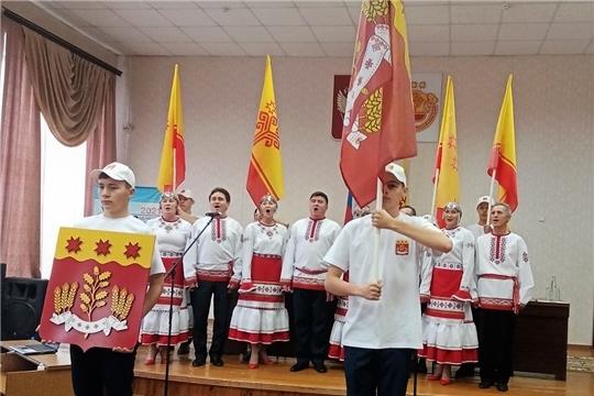 Состоялось заседание Собрания депутатов Моргаушского района