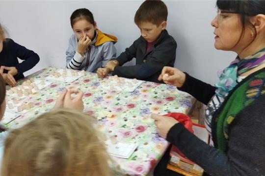 Игра «Русское лото» в Большекарачкинском СК