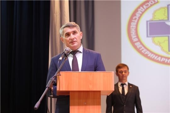 Олег Николаев: Новая форма скорой ветеринарной помощи имеет важное значение для всей республики