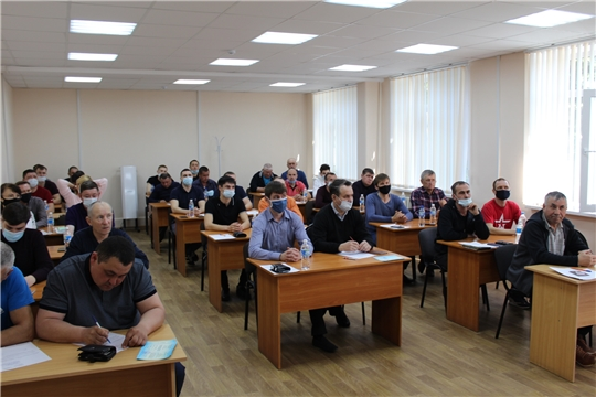 15 апреля 2021 года состоялся экзамен по программе ДОПОГ