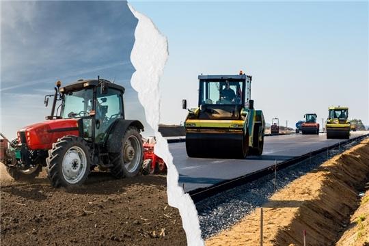"""Приглашаем на обучение по программам: """"Тракторист"""" и машинисты дорожно-строительных машин"""