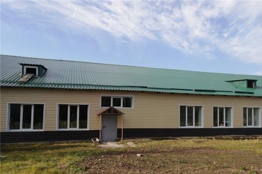 Большое событие - ремонт Питеркинского сельского Дома культуры
