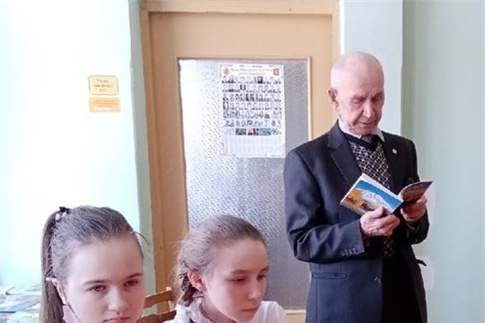 В Межпоселенческой центральной библиотеке прошла встреча с местным писателем Александром Трофимовым