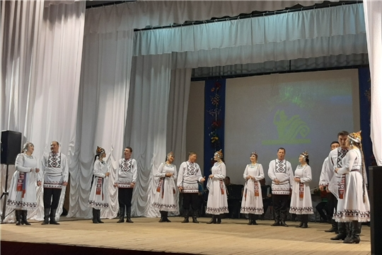 В РДК состоялся концерт Чувашского государственного академического ансамбля песни и танца